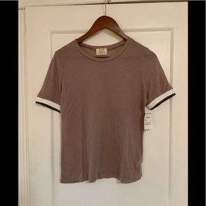 NWT PST crew T-shirt.  Size S